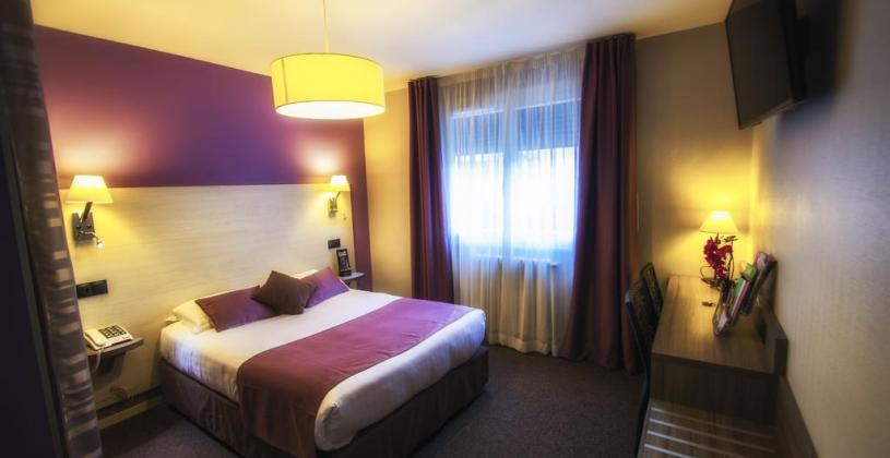 hotel pas cher toulouse fasthotel a partir de 42. Black Bedroom Furniture Sets. Home Design Ideas