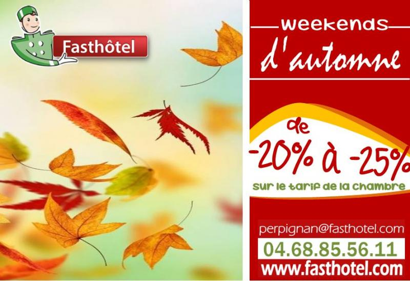 promo weekends automne 2017