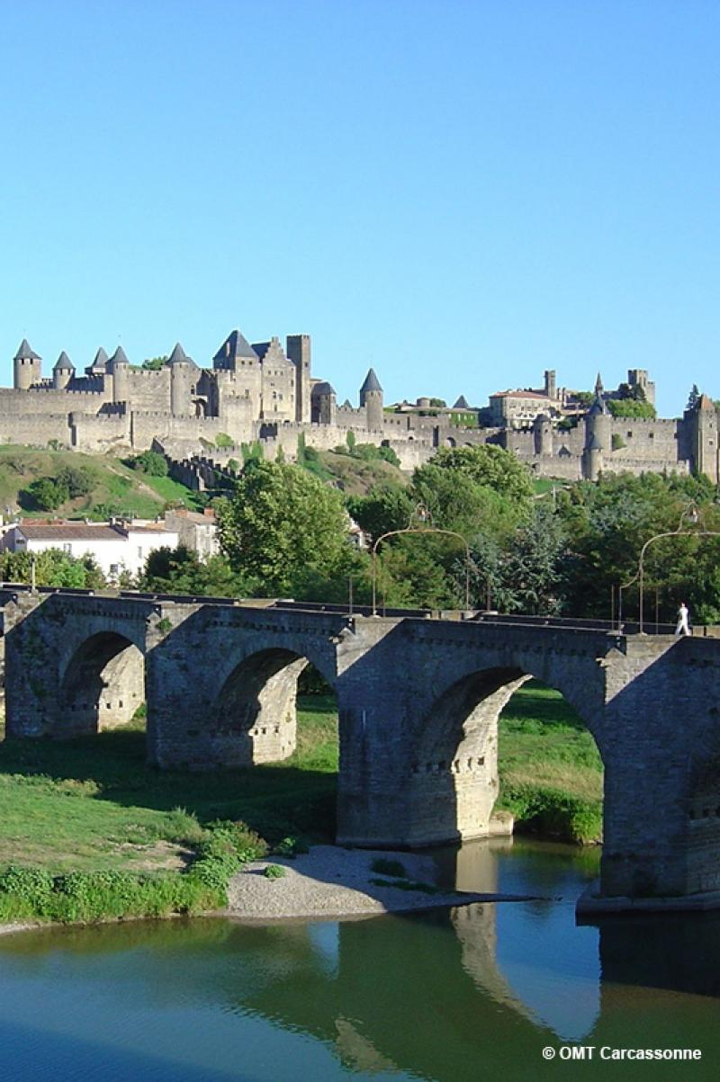 Cheap hotel in carcassonne france fasthotel from 42 for Hotels carcassonne