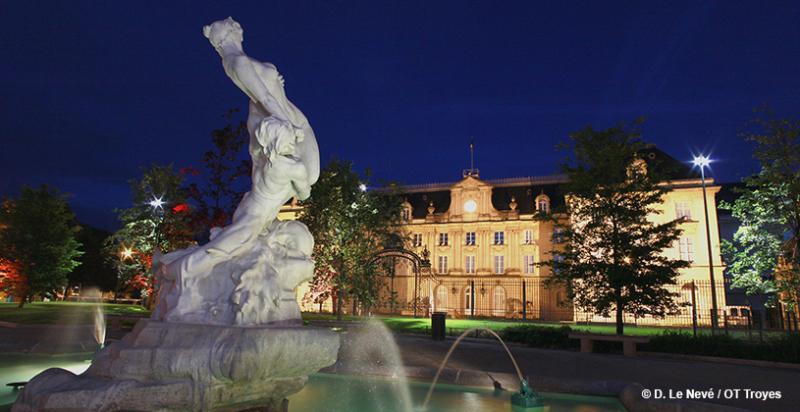 Hotel Pas Cher Pres De Troyes