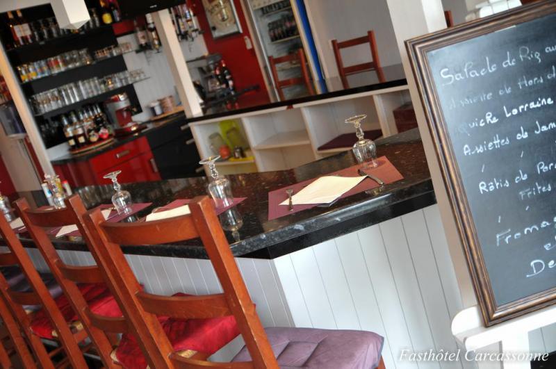 Hotel Carcassonne  Fasthotel  Site Officiel  H U00f4tel Pas