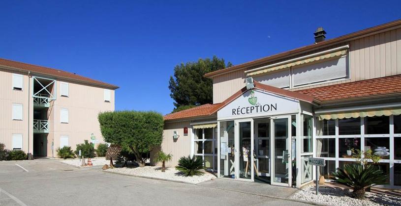 Hotel toulon cuers fasthotel site officiel h tel pas for Hotels toulon