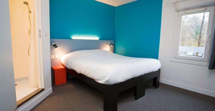 fasthotel bordeaux artigues. official site. cheap hotel in bordeaux