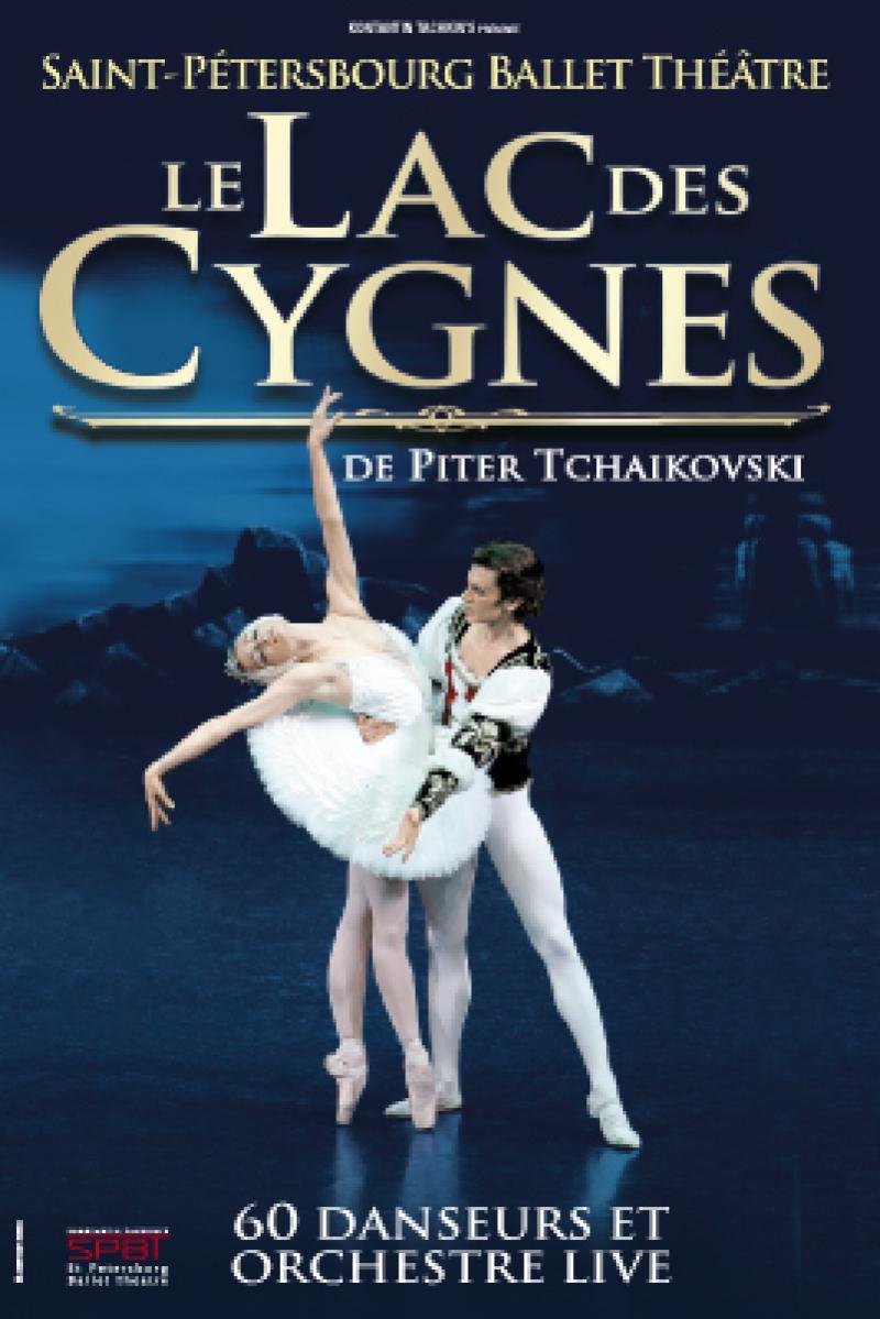 Le Lac Des Cygnes Rennes : le lac des cygnes au z nith de caen ~ Dailycaller-alerts.com Idées de Décoration