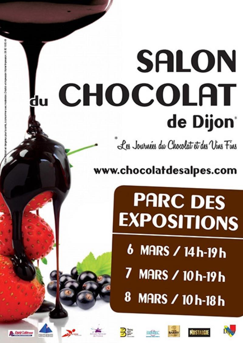 Salon Du Chocolat Dijon
