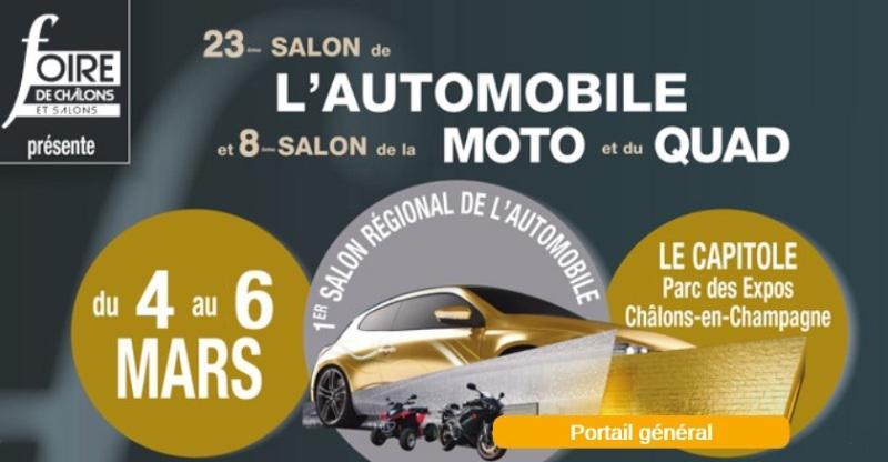 Salon de l 39 automobile et du quad - Salon chalons en champagne ...