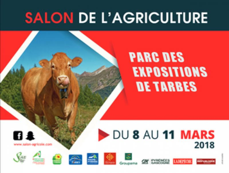 hotel salon agriculture tarbes