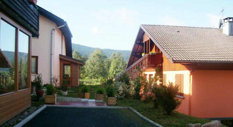 Hotel Vosges Proche Station Ski