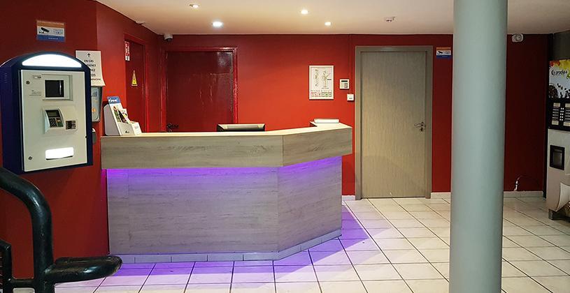Hotel thionville fasthotel hôtel pas cher à thionville